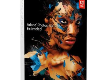 Adobe Photoshop CS6 Extended (Perpetual License) - Mac | Windows
