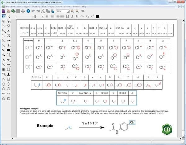 PerkinElmer ChemDraw® Prime 1-Year Term Licence (Includes Maintenance)